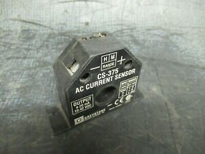 Greystone Ac Current Sensor Cs 375 4 20 Ma 10 42 Vdc warranty