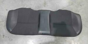 2003 2005 Dodge Neon Srt4 Cloth Leather Rear Seat Bottom Oem