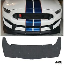Gt350r Style Undermount Front Splitter For 2015 2020 Mustang Shelby Gt350s