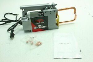 Tooluxe Ridge10915l Professional 115 V Electric Spot Welder 1 8 Inches For Parts