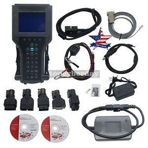 Inspection Tool Diagnostic Scanner Kit For Gm Tech2 Saab Isuzu 32 Mb Card Us