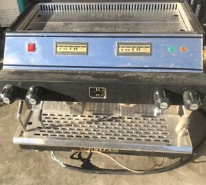 Astra Mega Ii Automatic Espresso Machine Worked When Last Pulled