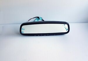 2004 2009 Toyota Prius Oem Rearview Mirror Assembly