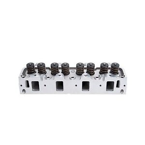 Edelbrock 60065 Ford Fe Series Cylinder Head 170cc 2 090 1 660 Valves