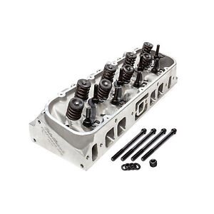 Edelbrock 60439 Big Block Chevy Cylinder Head 290cc 2 190 1 880 Valves