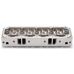 Edelbrock 60769 Small Block Mopar Cylinder Head 171cc 2 020 1 600 Valves