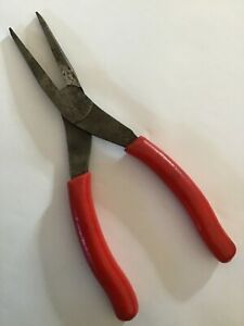 Snap On Tools 98cf Needle Nose Plier Fast Free Shipping Made In U S A