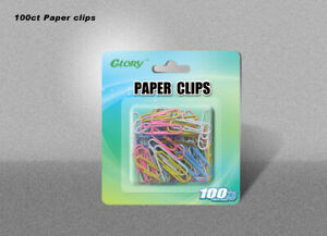 1 Paper Clips Case Of 250