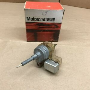 66 Comet W O Intermittent Wipers Nos Ford C6gy 17a553 A Windshield Wiper Switch