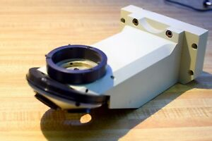 Nikon Motorized Microscope Turret And Frame For Optiphot Optistation Type