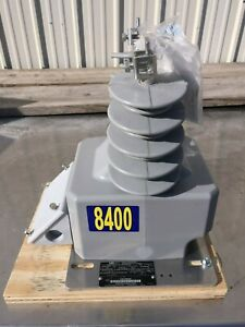 Abb Voz 11 Outdoor Voltage Transformer 15kv 8400 14560y 70 1 E xcl7525a89g07