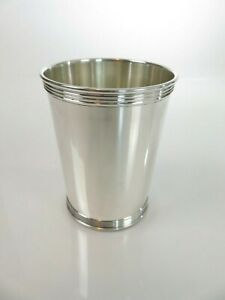 Classic Benjamin Trees Sterling Silver Mint Julep Cup Lexington Kentucky C1950s