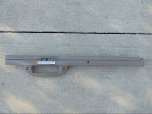 2005 Only Ford Crown Victoria Police Dash Trim No Holes