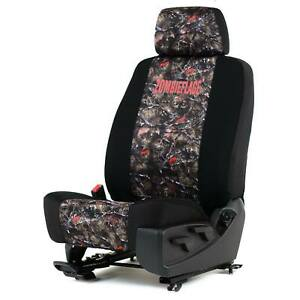 Universal Neoprene Low Back Bucket Seat Cover W Headrest Cover