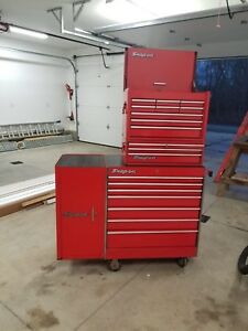 Pre Owned Snap On Tool Box