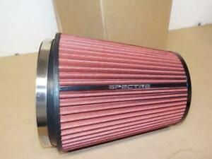 Spectre 9891 Clamp on Cold Air Intake Air Filter 6 Flange X 8 5 Winter Sale