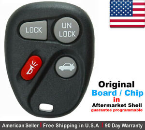 1x Oem Keyless Remote Key Fob For Cadillac Oldsmobile Chevy Pontiac L2c0005t