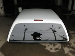 2004 05 06 07 08 Ford F150 Truck Bed Cap White 5 5 Bed Size