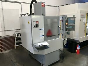 2008 Haas Cnc Mini Mill Vertical Machining Center