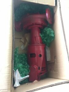 Bell Gossett Inline Circulating Booster Pump 172763lf 624t 1hp 60 Series Red