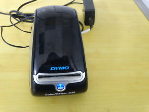 Dymo Labelwriter 450 Turbo Thermal Label Printer Tested W Ac Adapter
