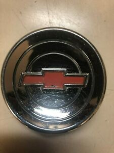 Vintage 1960 To 66 Chevy Pickup Horn Button Oem