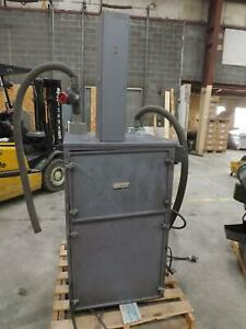 Torit 81 Modular Baghouse Dust Collector 1 5 Hp