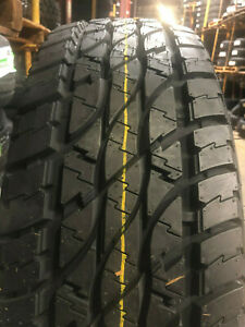 4 New 265 75r16 Accelera Omikron A T Tires 265 75 16 R16 2657516 10 Ply At