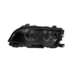For Bmw 325xi 2002 2005 K metal 8218368t Driver Side Replacement Headlight