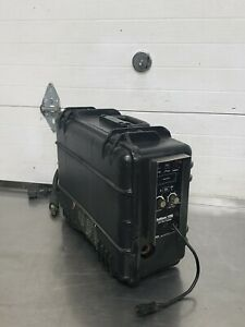 Miller 12rc 12 rc Mig Welder Suitcase wire Feeder Not Tested