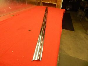 Used 61 Ford Galaxie Rh Exterior Quarter Moulding C1ab 5429038 A