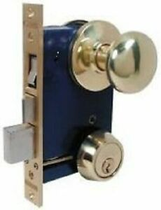 marks 22ac Type Mortise Lockset iron Gate Door Lock complete locksmith