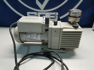 Welch 8905 1 5 Vacuum Pump Two stage Rotary vane Oil Sealed