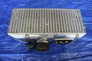 2004 Subaru Impreza Wrx Sti Sedan Aftermarket Top Mount Intercooler Tmic 2429