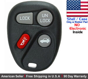 1x Replacement Keyless Remote Key Fob For Gm 2003 2007 Saturn Ion Shell Case