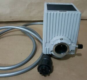 Zeiss 467259 9901 Microscope Lamp Housing With 91 01 38 Hbo 50 Bulb Socket