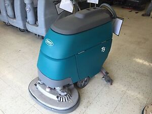 Tennant T5 32 Disk Scrubber