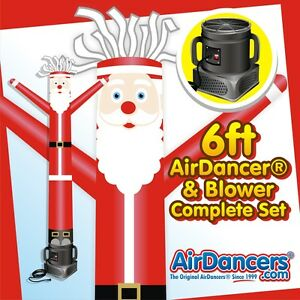 Santa Airdancer Blower 6ft
