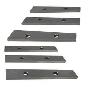 6 Pc Precision Thin Angle Block 1 2 To 5 Degree Set For Vise Angle Gauge Measure