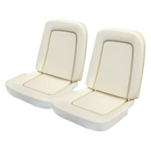 For Ford Mustang 1965 1966 R 102pr Standard Bucket Seat Foams Pair
