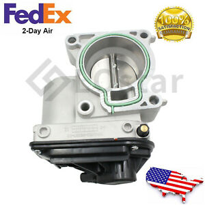 Throttle Body Fits Ford Focus 1 8 2 0t 2003 2012 1537636