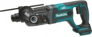 Makita Rotary Hammer Drill Concrete Masonry 7 8 In 18v Cordless Built in Clutch