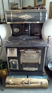 Authentic 1896 Quick Meal Wood Cook Stove
