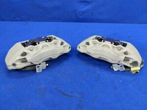 2015 2016 2017 Ford Mustang Gt Front 4 Piston Caliper Brembo Style Brakes