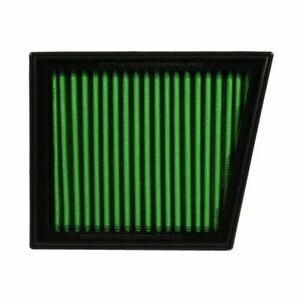 Green Filter Panel Green Air Filter For 2014 2017 Ford Fiesta St 1 6l L4