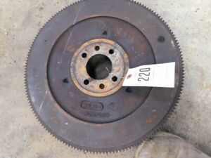 John Deere 4020 Gas Tractor Flywheel W Ring Gear Part r26720r Tag 220
