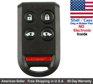 1x New Replacement Keyless Entry Remote Key Fob For Honda Odyssey Shell Case