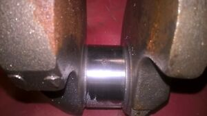 Wisconsin Vg4d Standard Rod Journals Crankshaft