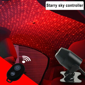 Car Atmosphere Remote Control Lamp Interior Ambient Star Light Free Shipping