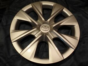 Toyota Corolla Hubcap Wheel Cover Great Replacement 2014 18 Retail 86 Ea Oe B11